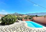 Location vacances El Paso - Bungalow 1 en el corazon de la isla La Palma, con con Wifi, Ac, Bbq, piscina-1