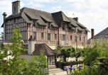 Hôtel Ouchamps - Hostellerie Du Chateau-1