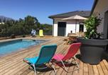 Location vacances Borgo - Les Chênes verts-1