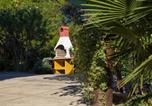 Location vacances Krk - Apartments in Krk/Insel Krk 27504-2