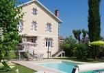 Hôtel Verteuil-d'Agenais - Maison d'Hôtes La Villa Corisande-1