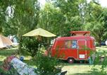 Camping avec Site nature Camon - Flower Camping La Pibola-1