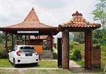 Location vacances Borobudur - Traditional Home Stay with Field View-4