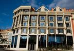 Hôtel Moaña - Hotel-Spa Bienestar Moaña