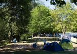 Camping avec Piscine Saint-Martial-de-Nabirat - Camping Les Cascades-2
