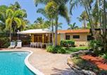Location vacances Fort Lauderdale - Fort Lauderdale Tropical Hideaway-3