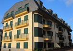 Location vacances  Lugo - Apartamento Playa Catedrales-1