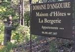 Hôtel Bauduen - Angouire-4