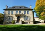 Hôtel Chivres-Val - La chambre au Château-2