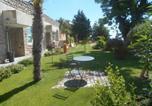 Location vacances Vernoux-en-Vivarais - Maison d'Hotes Les Palmiers-4