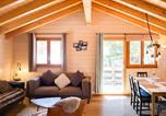 Location vacances Saas-Fee - 3-Schlafzimmer Chalet Eichhorn, Saas Fee 1800m-1