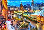 Location vacances Strasbourg - Life Renaissance - New Concept-1