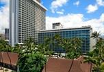 Hôtel Honolulu - Sheraton Princess Kaiulani-2