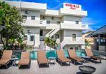 Hôtel Mũi Né - Mui Ne Hills Villa Hotel