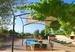 Location vacances Algaida - Sa Torreta Algaida finca Mallorca 401-3