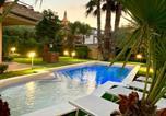 Location vacances Trecastagni - Villa with 5 bedrooms in Trecastagni with private pool and Wifi-3