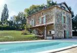 Location vacances Montcabrier - Holiday home Le Pouget K-624-1