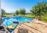 Location vacances Alcúdia - Alcudia Villa Sleeps 7 Pool Air Con Wifi-2