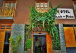 Hôtel Ollantaytambo - Balcon De Piedras-1