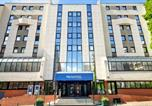 Hôtel 4 étoiles Boulogne-Billancourt - Novotel Paris Suresnes Longchamp-2