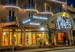 Hôtel Rupt-sur-Moselle - Hotel & Résidence Les Vallées Labellemontagne