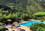 Camping avec Site nature Ardèche - Camping Le Mas de Champel-1