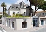 Hôtel Sainte-Maxime - White 1921-1