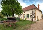 Location vacances  Saône-et-Loire - Gîte Domaine de la Guinchère-4