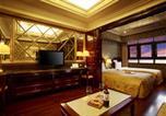 Location vacances  Corée du Sud - Gangnam Artnouveau Hotel-4