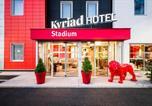 Hôtel Jons - Kyriad Lyon Est Stadium Eurexpo Meyzieu-2