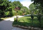 Location vacances  Province de Pesaro et Urbino - Casa dei ciliegi Appartamento primo piano con spazio verde esclusivo-3