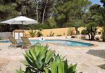 Location vacances Sant Josep de sa Talaia - Villa Torrent - Es Cubells / Cala Jondal-3
