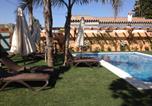 Hôtel Conil de la Frontera - Apartamento para 4 personas con jardín privado y barbacoa cerca de la playa-3