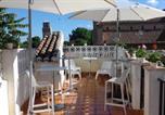 Location vacances Tolède - Toledo Rooms with Sun Terrace-3