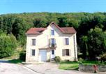 Location vacances Girmont-Val-d'Ajol - House with 2 bedrooms in Le Val d'Ajol with furnished garden and Wifi 40 km from the slopes-1