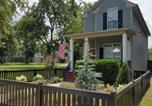 Location vacances Nashville - Vacation Home 5 Mins to Down Town 2 Bedrooms 2 Baths Garden Area Hot Tub-4