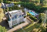 Hôtel Morcenx - Château Belle Epoque - Chambres d'Hôtes & Gîtes-1
