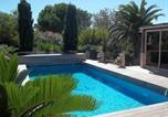 Location vacances Agde - Apartment 8 personnes Location Appartement Le Grau d'Agde, 6 pièces, 8 personnes..-3