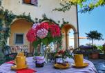 Location vacances Terranuova Bracciolini - Comfortable Holiday House with swimming pool in Tuscany-4