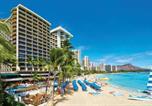 Hôtel Honolulu - Outrigger Waikiki Beach Resort-1
