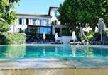 Hôtel 5 étoiles Gordes - Les Lodges Sainte-Victoire & Spa-1