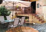 Location vacances  Valladolid - House with 3 bedrooms in Alaejos with enclosed garden and Wifi-1