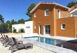 Location vacances Mimizan - House Mimizan - 8 pers, 120 m2, 5/4-1