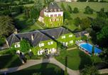 Location vacances Pinsac - Maison d'Hôtes Domaine de la Rhue-1