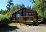 Villages vacances Langford - La Conner Camping Resort Cabin 17-1