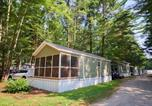 Villages vacances Old Orchard Beach - Moody Beach Camping Resort Screened Park Model 2-1