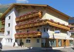 Location vacances Sölden - Apart Gletscherblick-1
