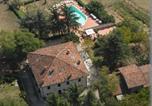 Location vacances Monte Santa Maria Tiberina - Agriturismo Casale Le Burgne-1