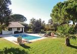 Location vacances Portiragnes Plage - Four-Bedroom Holiday Home in Vias-1