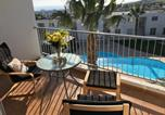 Location vacances Peyia - Coral Bay Apartment seaview in Peyia-1